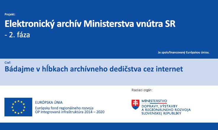 Elektronický archív